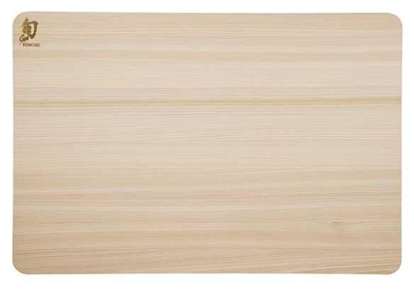 Shun DM0817 Hinoki Large Cutting Board