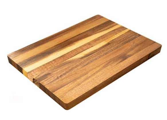 Villa Acacia Large Wood Cutting Board