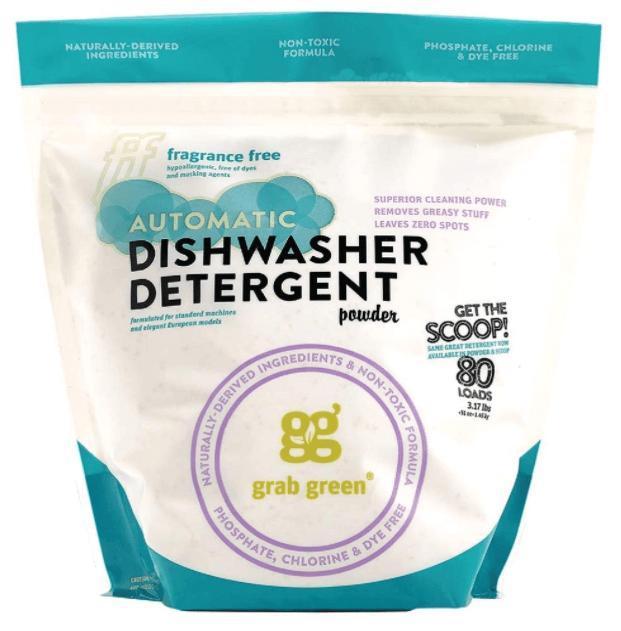 Best dishwasher detergent for babies