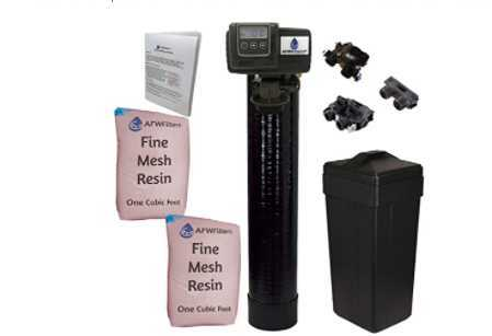 AFWFilters AFW Filters IRON Pro 2 Combination water softener iron water filter