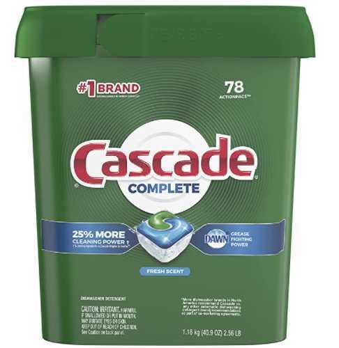 .Cascade Complete Action Pacs