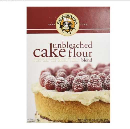 King Arthur Unbleached Cake Flour, 32 Ounce