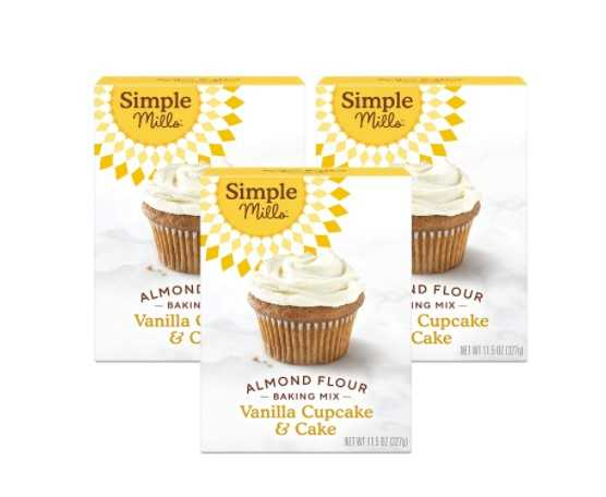 Presto Self-Rising Cake Flour With Baking Powder & Salt 80 Oz.