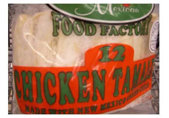 2 Dozen New Mexican Green Chile Chicken Tamales