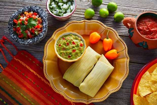Tamale nutrition facts