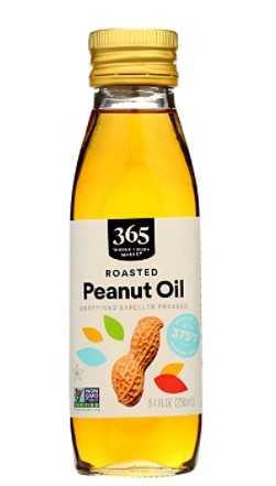 365 by WFM, Oil Roasted Peanut, 8.4 Fl Oz