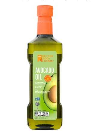 BetterBody Foods Avocado Oil, 500 Milliliters
