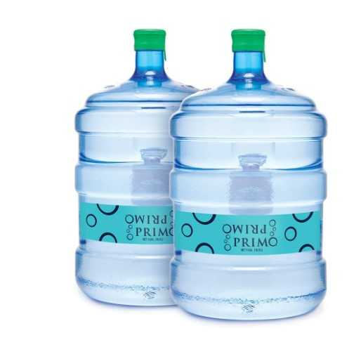 Crystal Geyser Water, 128-ounces (Pack of6)